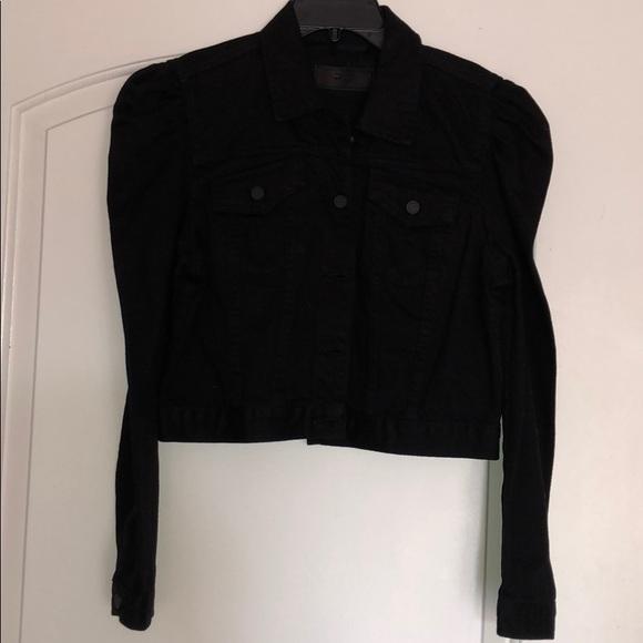 Blank NYC Jackets & Blazers - new denim jacket with buttons new never worn